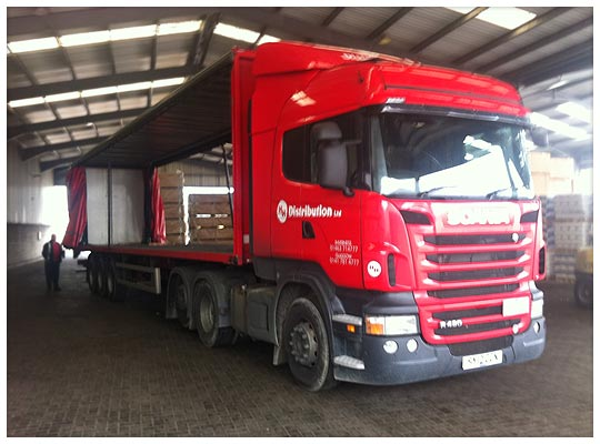 Other Highlands Transport and Distribution Services
